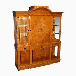 Vintage Maple Cabinet
