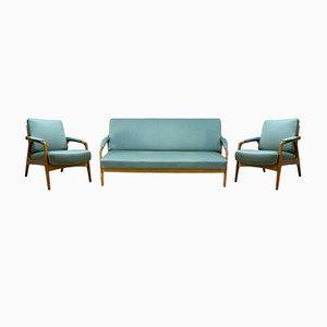 Dänisches Vintage Lounge Set