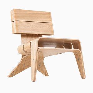 Eira Lounge Chair by Rafael Fernández for OITENTA