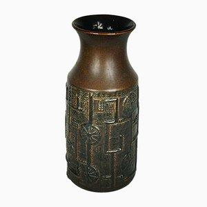 Vintage Model 954-30 Ceramic Vase by Bodo Mans for Bay Keramik