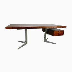 Vintage Schreibtisch von Herbert Hirche für Christian Holzäpfel, 1967