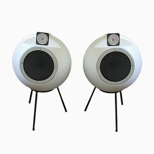 BS 402 Speakers from Elipson, 1970s, Set of 2