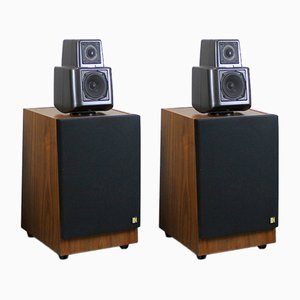 105.2 High Fidelity Speakers from Kef, Set of 2