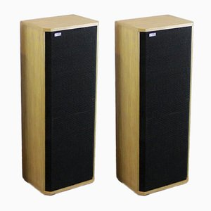 Vintage Ditton 66 Monitor Series I High Fidelity Speakers from Celestion, Set of 2