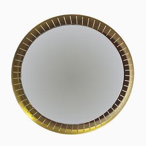 Mid-Century Illuminated Mirrors from Stilnovo, Set of 2