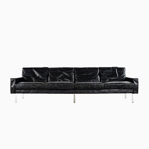 4-Seater Leather Sofa by George Nelson for Herman Miller, 1962