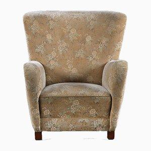 Vintage Club Chair from Fritz Hansen