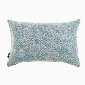 Medium Reflet Cushion in Blue from NoMoreTwist