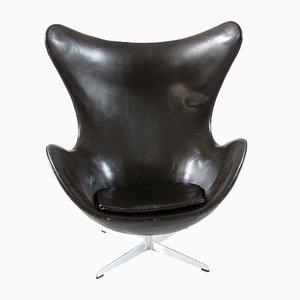 Egg Chair von Arne Jacobsen für Fritz Hansen,1966