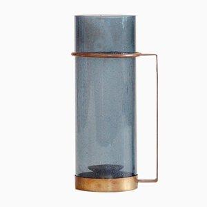 Wandmontierter Vintage Kerzenhalter von Gunnar Ander für Ystad-Metalll