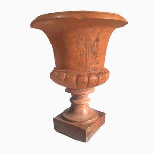 Antique Italian Terracotta Vase