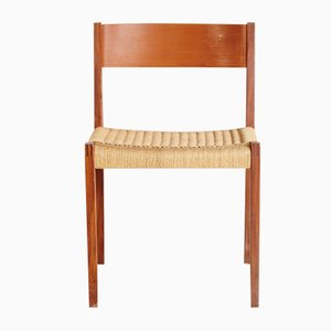 Teak Pia Chair by Poul Cadovius for Cado, 1960s