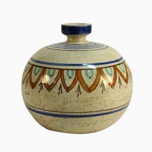 Ceramic Vase by Magnanelli Gubbio, 1950s