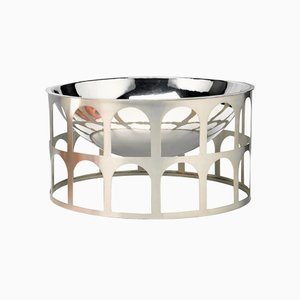 Colosseum II Silver-Plated Centerpiece by Jaime Hayon for Paola C.