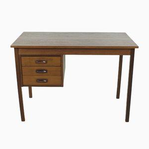 Small Teak Desk, 1960s