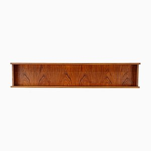 Wall Shelf with Teak Veneer, 1960s