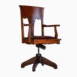 Chaise Pivotante Antique en Liberty de Hillcrest