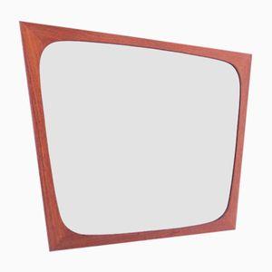 Specchio a forma di trapezio, Danimarca, anni '50
