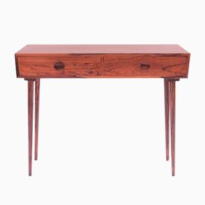 Danish Rio Rosewood Console Table, 1950s
