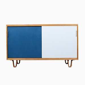 DB-51 Series Combex Colored Birch Cabinet by Cees Braakman for Pastoe, 1950s