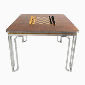 Mesa de ajedrez Bauhaus vintage
