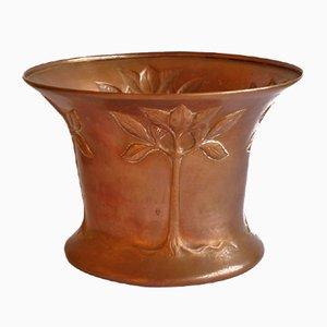 Vaso Art Nouveau di Morris