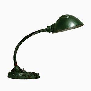 Art Deco Schwanenhals Tischlampe von Erpe, 1930er