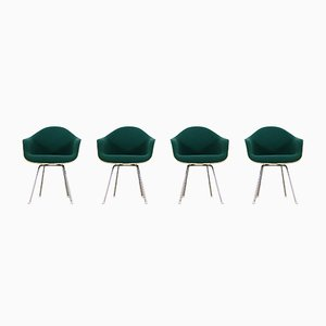 Vintage Armchairs by Charles & Ray Eames for Herman Miller, Set of 4
