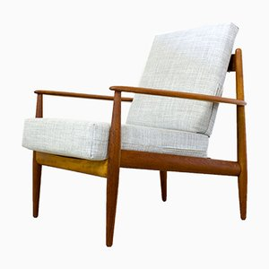 Teak Sessel von Grete Jalk für France & Daverkosen, 1960er