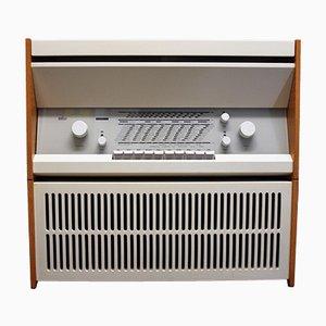 L1 TurnTisch von Wagenfeld & Gugelot & 1-81 Speaker von Dieter Rams für Braun AG, 1961