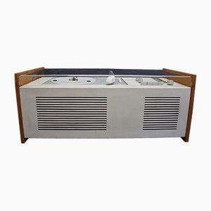 Phonosuper SK4 Radio mit Plattenspieler von Dieter Rams für Braun AG, 1956