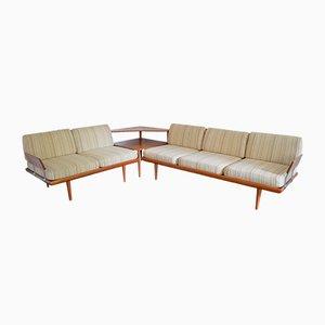 Vintage Minerva Sofa Set von Peter Hvidt & Orla Mølgaard für France & Daverkosen
