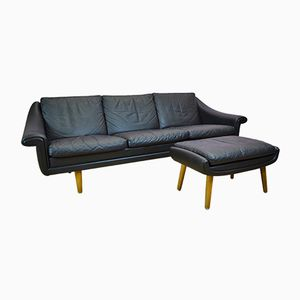 Matador Sofa & Ottoman Set by Aage Christiansen for Erhardsen & Andersen, 1960s