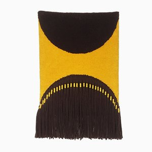 Arazzo Macrame vintage di Atelier fur Teppichkunst, anni '70