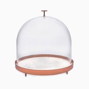Campana New Moon grande de vidrio soplado de Elisa Ossino para Paola C.