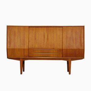 Vintage Danish Teak Veneer Sideboard