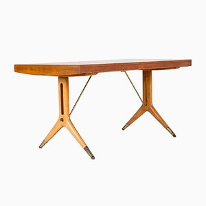 Napoli Dining Table by David Rosén for Nordiska Kompaniet, 1950s