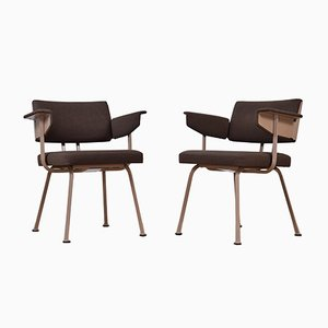 Resort Chairs by Friso Kramer for Ahrend De Cirkel, 1974, Set of 2