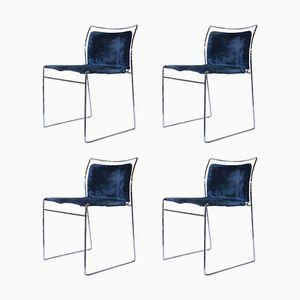Vintage Tulu Modell Stühle von Takahama Kazuhide für Simon Gavina, 4er Set