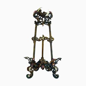 Cast Iron Easel, 1880s