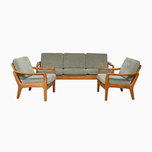 Teak Lounge Set from Juul Kristensen, 1960s