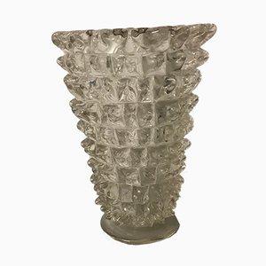 Vase Rostrato Vintage en Verre de Murano par Ercole Barovier