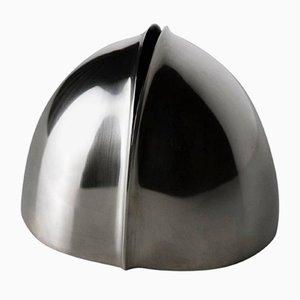 Germoglio Silver Vase by Lino Sabattini, 1970s