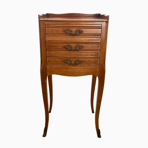 French Bedside Table, 1970s