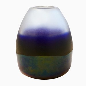 Nebbia Lunare Vase by Thomas Stearns for Venini, 1962