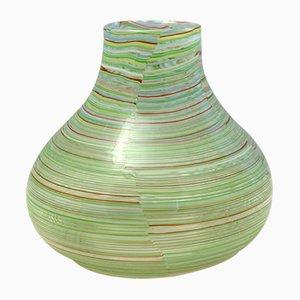Tessuto Mosaico Vase by Paolo Venini, 1954