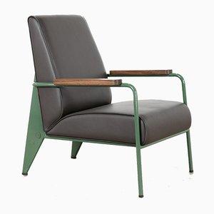 Fauteuil de Salon Chair by Jean Prouvé for Vitra, 1970s
