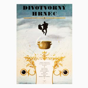 Poster del film Finian's Raindow di Jan Kratochvil, 1969