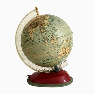 Vintage Globe, 1960s