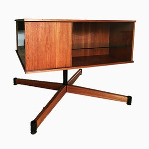 Vintage Bar Cabinet in Teak by Helge Sibast for Sibast